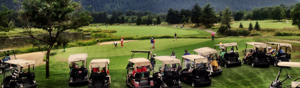 Golf packages and specials at Big Sky