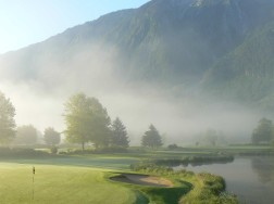 Big Sky Golf Club Photo Mist