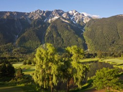 Big Sky Golf Club Photo - Mt Currie