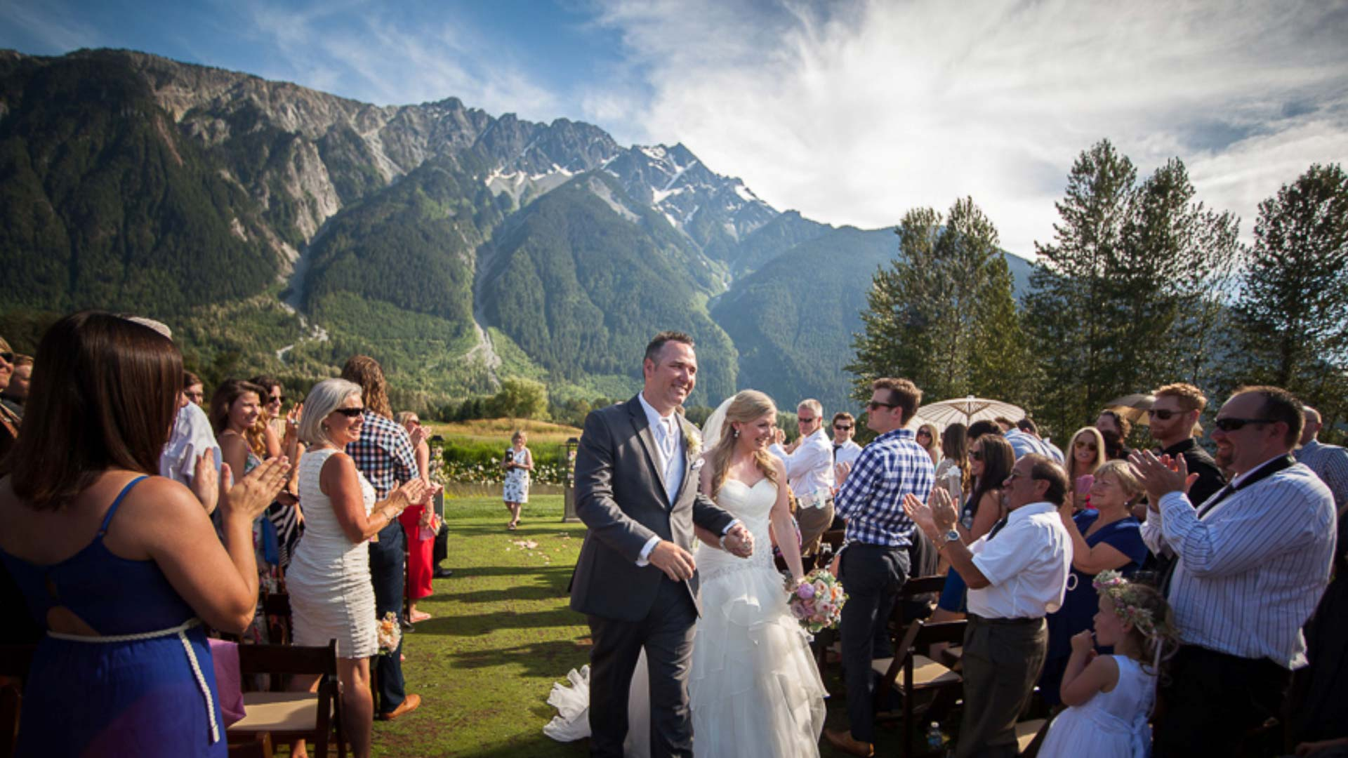 Wedding Photos from Big Sky Golf Club