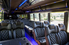 Luxury transportation to Big Sky Golf Club