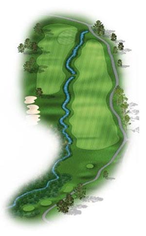 Hole 12 at Big Sky Golf Club