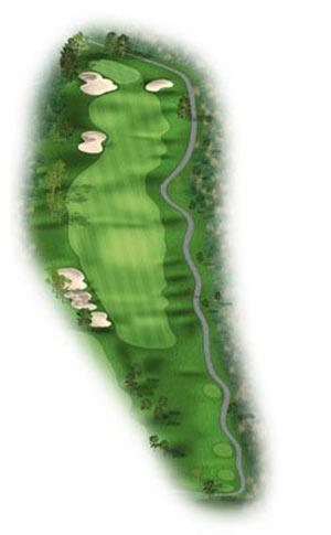 Hole 13 at Big Sky Golf Club