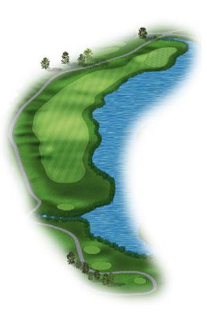 Hole 16 at Big Sky Golf Club