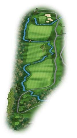 Hole 4 at Big Sky Golf Club