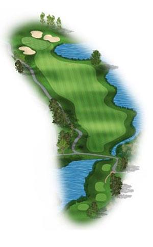 Hole 7 at Big Sky Golf Club