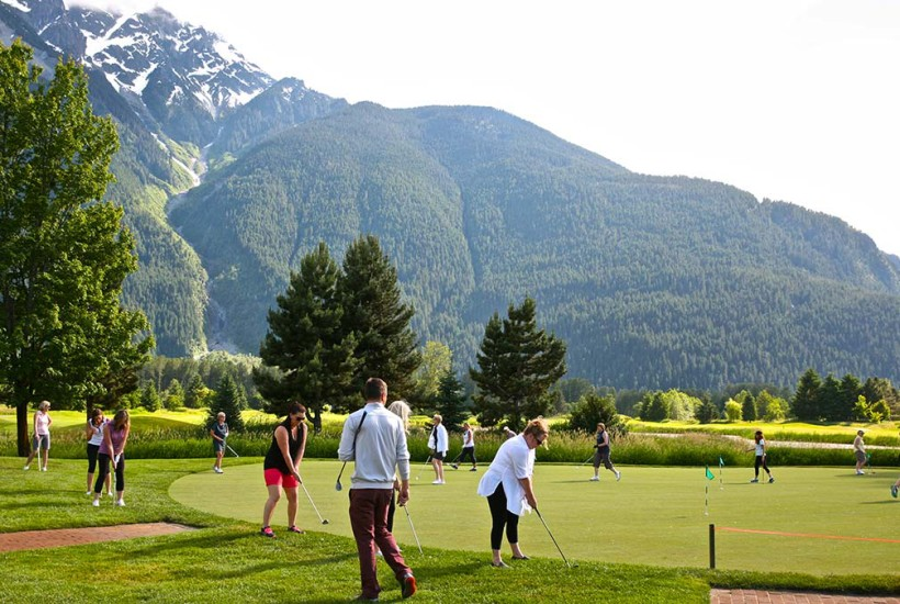Golf Events at Big Sky Golf Club