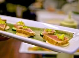 Tuna Appetizers