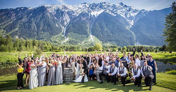 Big Sky wins Best Wedding Venue