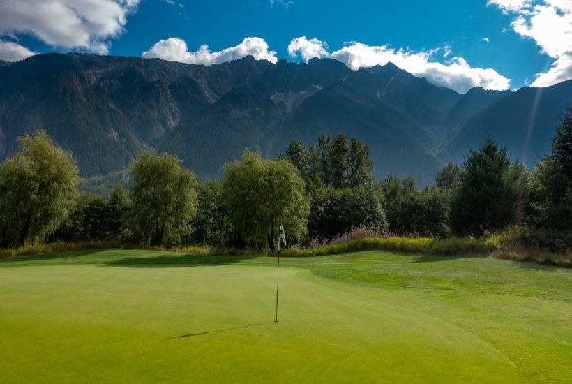 Big Sky Golf Course Conditions